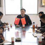 县委书记肖立新深入土塘镇检查指导脱贫攻坚工作
