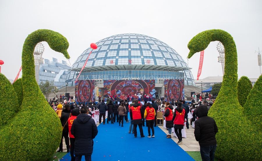 都昌县第三届鄱阳湖候鸟全国摄影大赛暨湿地保护志愿者活动月正式启动
