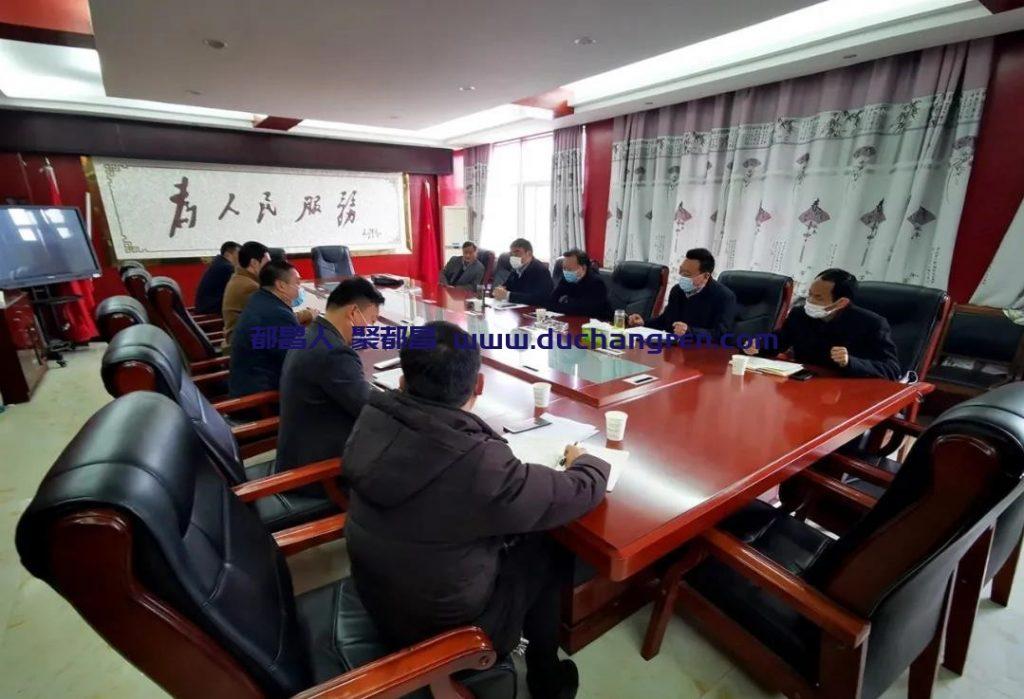 县领导到周溪镇调研鄱阳湖禁捕退捕工作